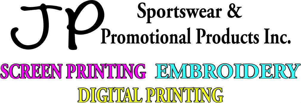 JP Sportswear and Promotional Products