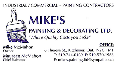 Mike's Painting & Decorating