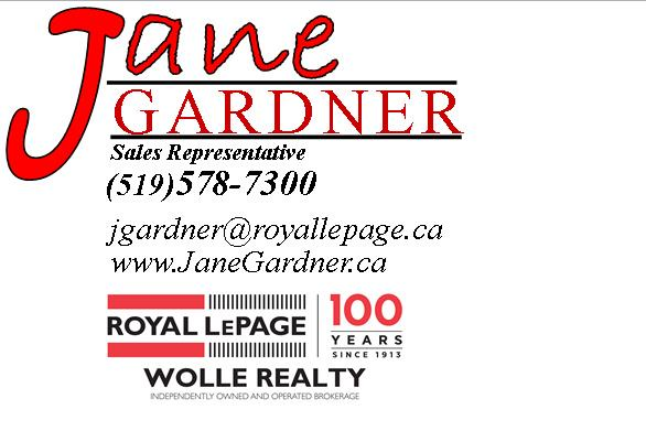 Jane Gardner - Royal LePage